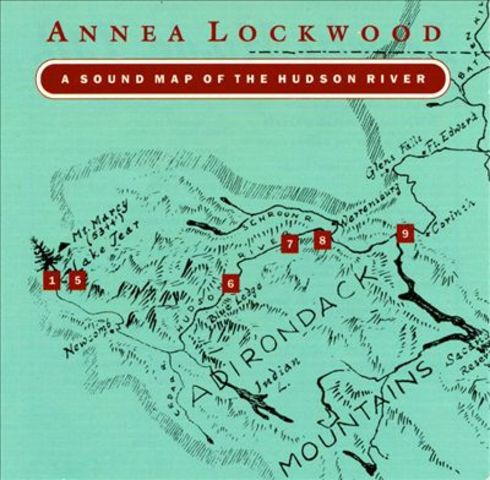 """Annea Lockwood produces """"A Sound Map of the Hudson River"""""""