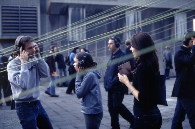 """Christina Kubisch's first """"Electrical Walk"""" takes place in Cologne"""