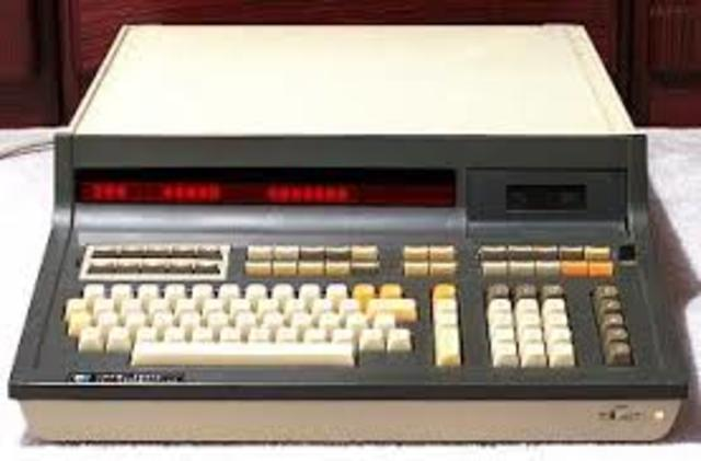 Hewlett Packard 9830A