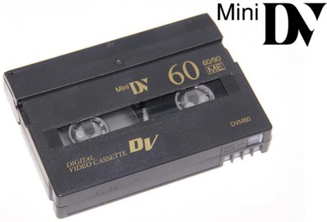 видеокамера miniDV
