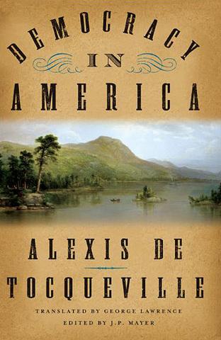 Alex de Tocqueville and his Five Principles