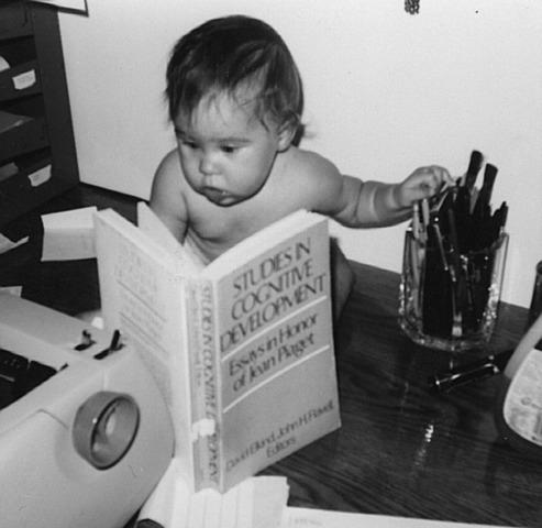 Piaget teoriza sobre el constructivismo