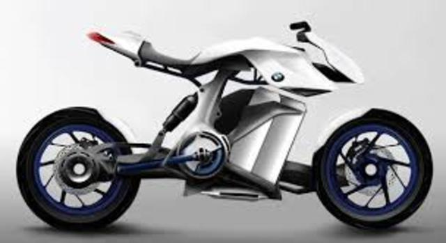 FUEL-CELL POWERED BMW BIKE CONCEPT REVEALED