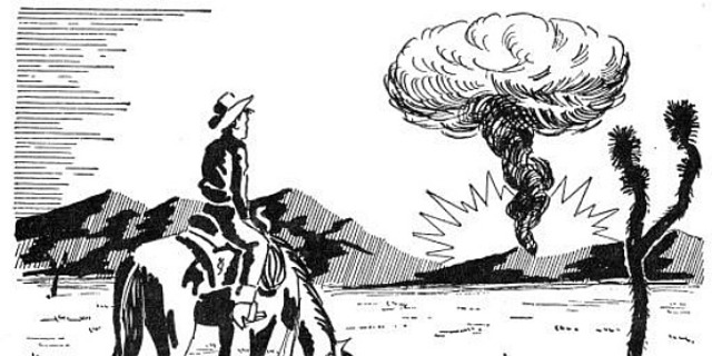 The nuclear weapons state
