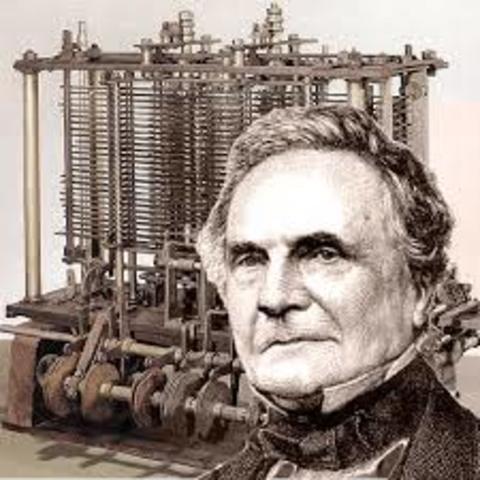 Padre de la informatica Charles Babbage