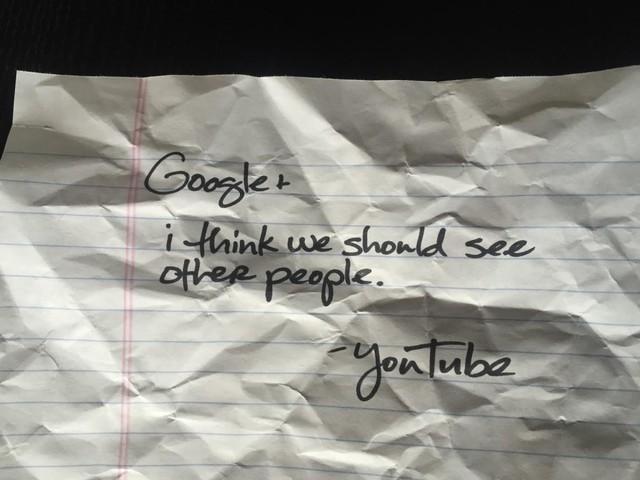 YouTube And Google Split?!