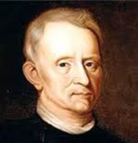 Descobriment de la cèl·lula Robert Hooke