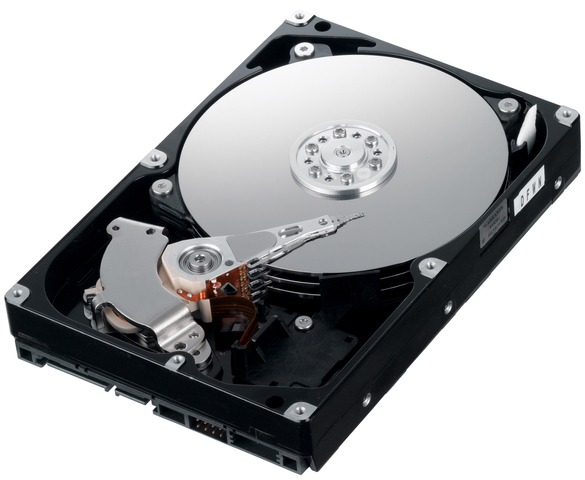 Жесткий магнитный диск