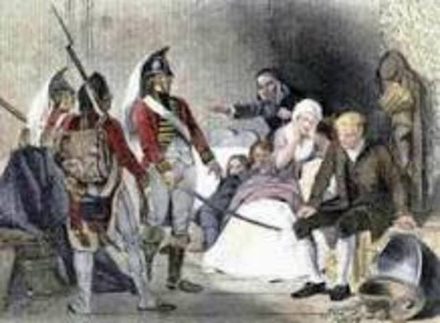 The Quartering Act of 1774