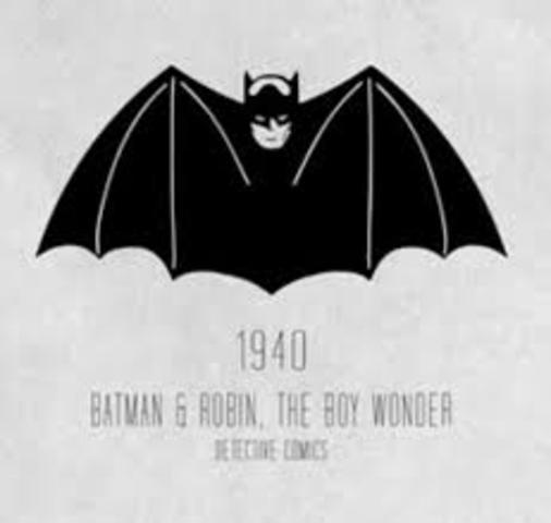 Batman and Robin, The Boy Wonder