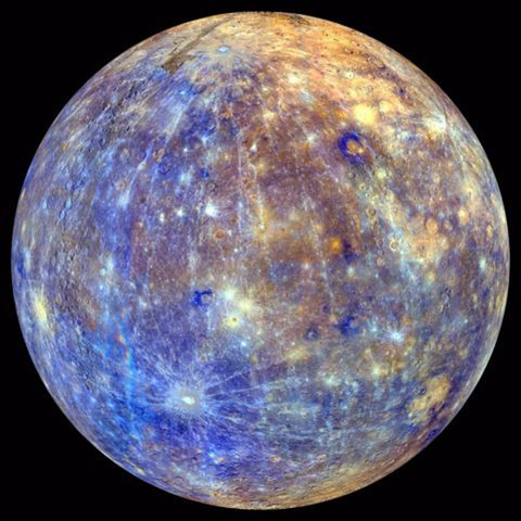 First Spacecraft to Orbit Mercury