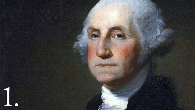 Name George Washington Commander in Cheif