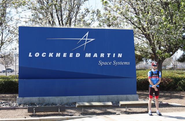 Lockheed-Martin's Launch