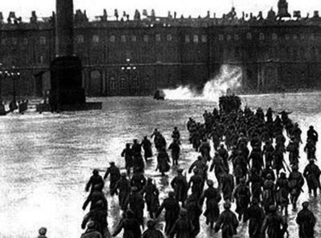 Rivoluzione russa di febbraio e di ottobre