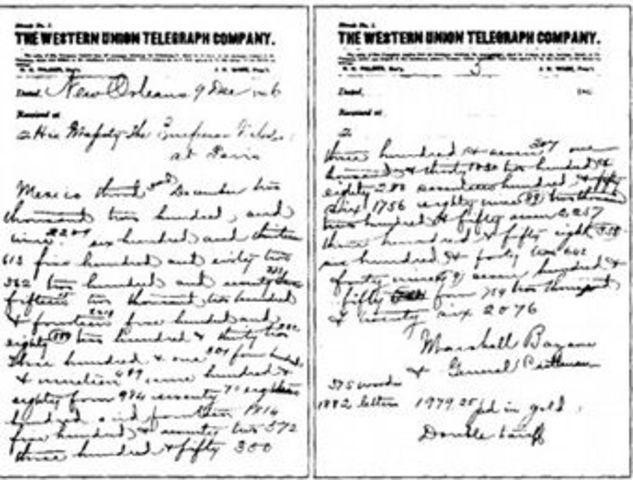 Siglo XIX el telegrafo se convirtió en indispensable para la guerra