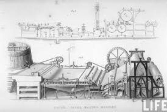 Flat-Screen Papermaking Machines