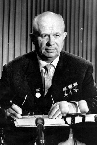 Khrusjtjov afsættes