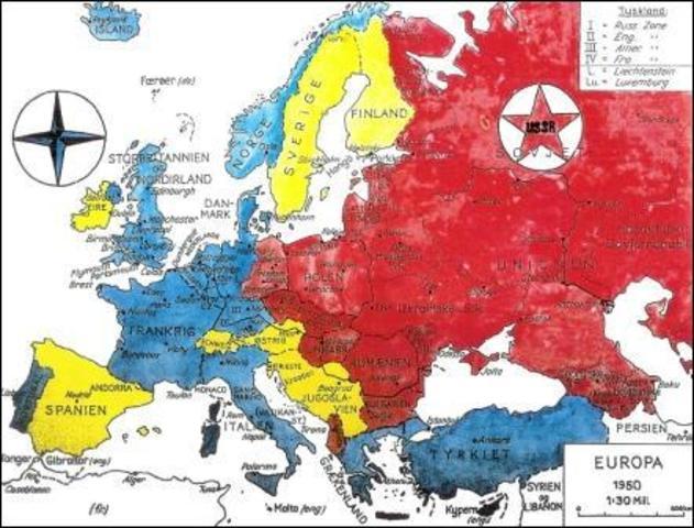 Warszawapagtens oprettelse