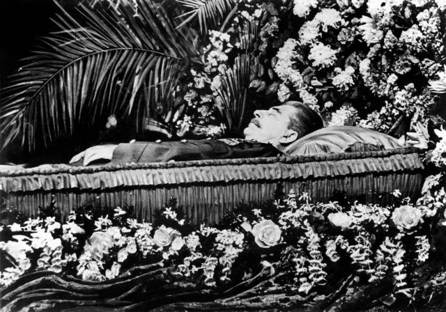 Stalin's død