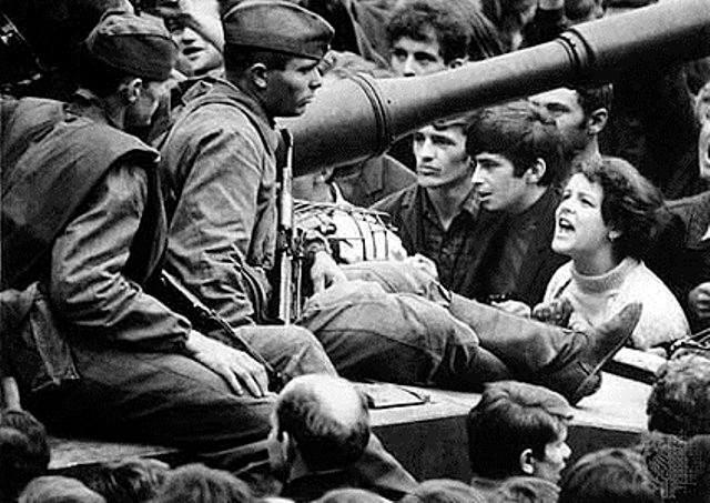 Det tjekkoslovakiske forår