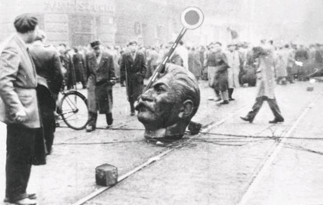 Opstand i Ungarn