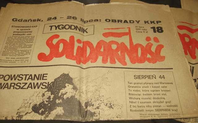 """""""Solidaritet"""" oprettes"""