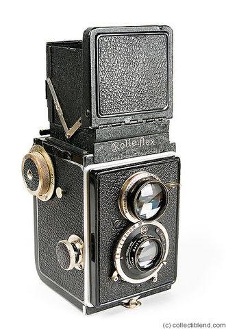 Twin-Lens-Reflex Camera