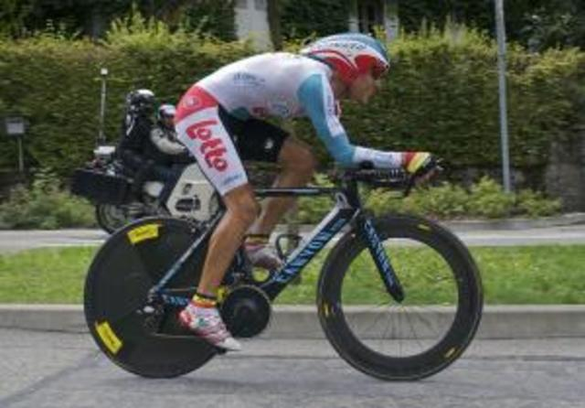 Fuel cells speed up cyclists