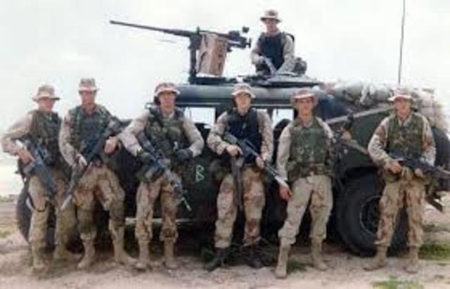 Battle of Mogadishu (aka Day of the Rangers)