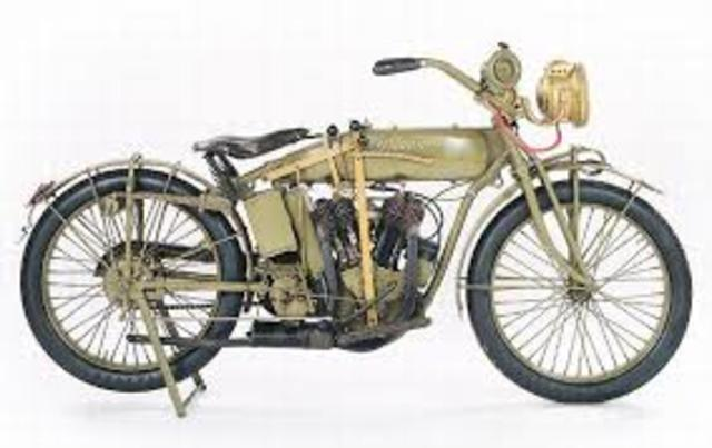 History of The First Motorcycle