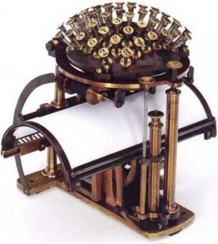 The Hansen Writing Ball