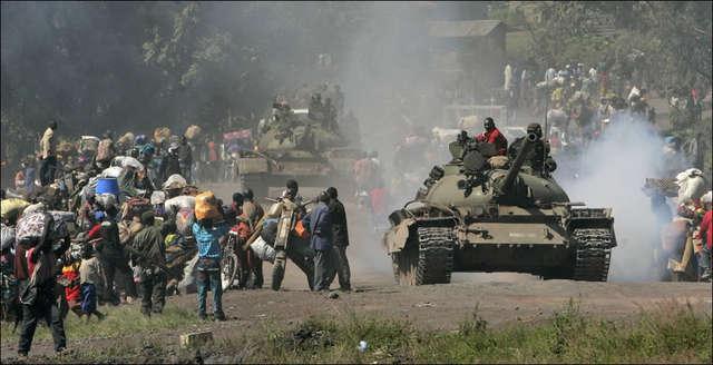 Le guerre del Congo