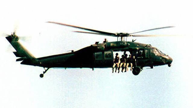 U.S. leaves Somalia