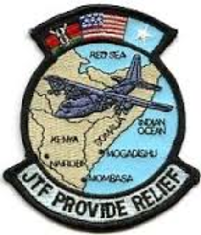 Operation provide relief