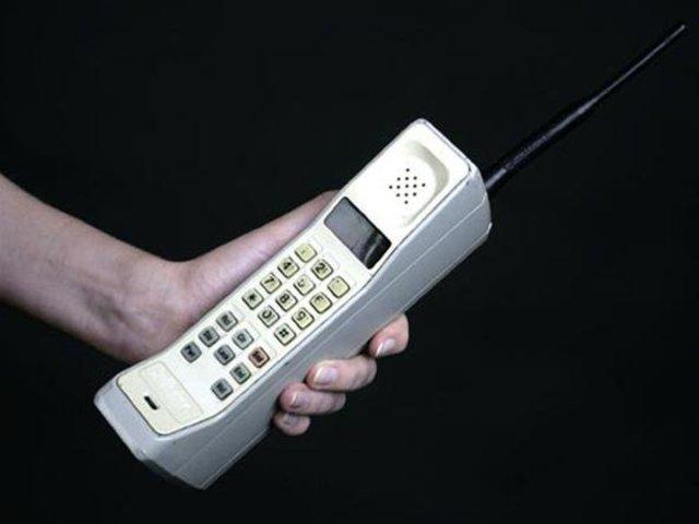 First 2G Phone