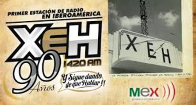 Había en México 71 estaciones de Radio