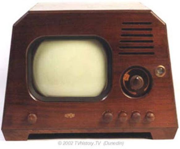 Surge una etapa de experimentación en la Televisión