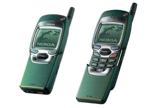 First Web Access Mobile Phone