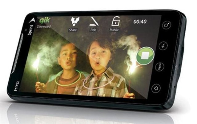 First 4G Smartphone