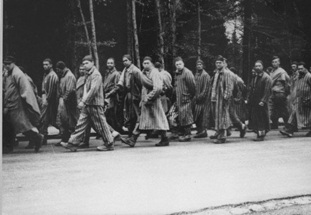 The Buchenwald Camp is Ordered to be Evacuated