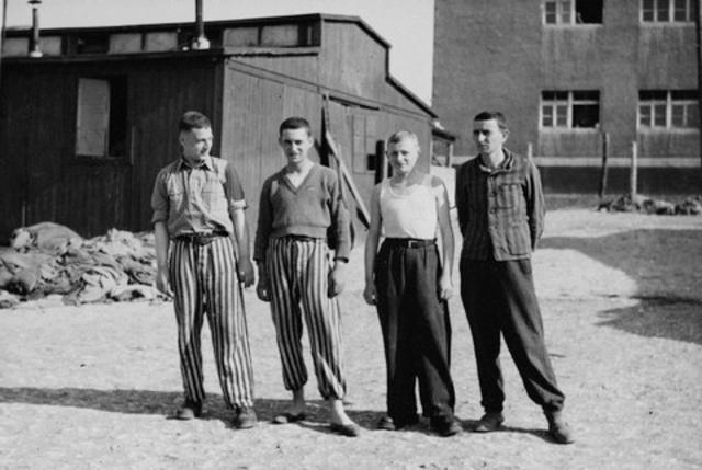 Elie Makes it to Birkenau
