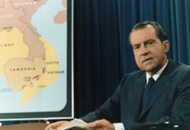 Nixon's Speech on Providing Troops