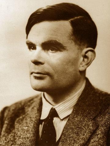 Alan Turing devises the Turing Test
