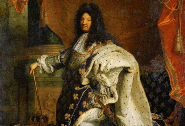 Louis XIV Comes Into Power