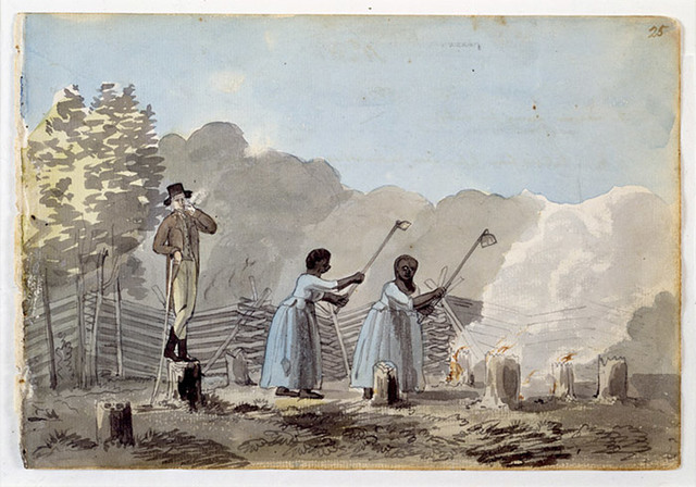 Slavery is Legalized in New France