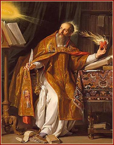 Ultimas obras de San Agustín