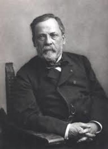Louis Pasteur carried an experment that became the basis of modren mircobiology