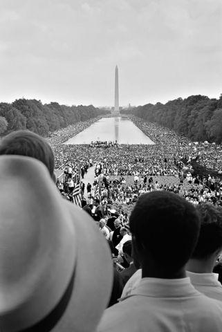 La Grande Marcia su Washington