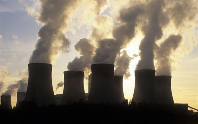 Signing of UNFCCC