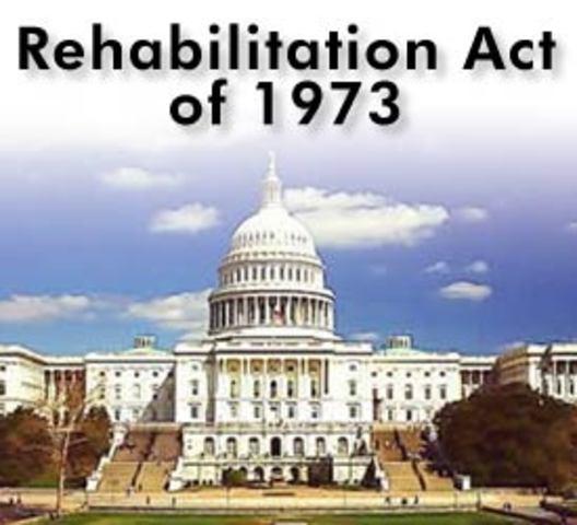Vocational Rehabilitation Act